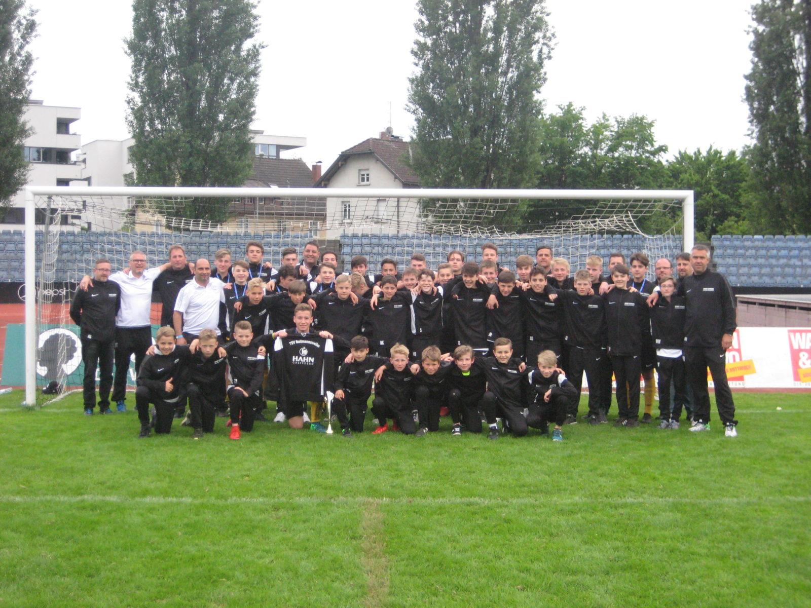 Fussball Jugendausflug Nach Bregenz 2018 Tsv