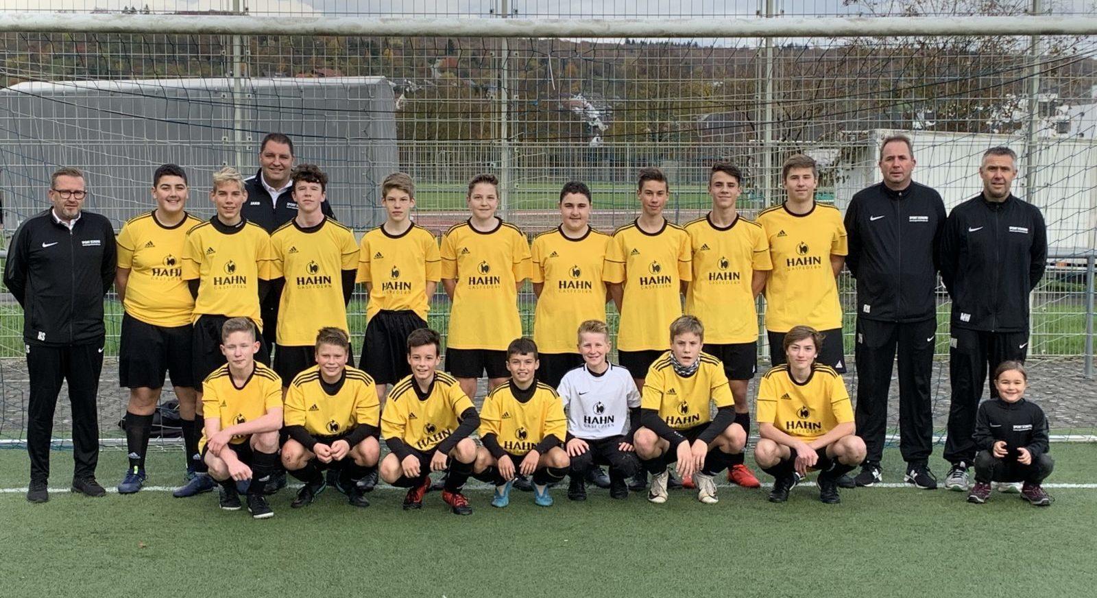 Tsv Baltmannsweiler Fussball C Junioren