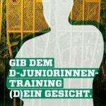 D-Juniorinnen Trainer*in gesucht